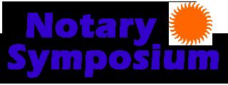 Symposium logo