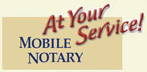 At Your Service Mobile Notary logo